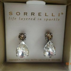 NWOT Sorerelli Earrings in Jewelry
